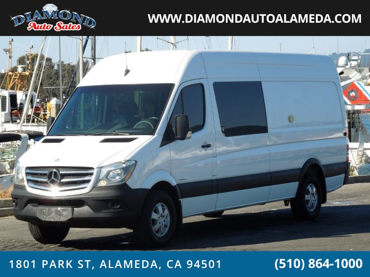 2015 Mercedes-Benz Sprinter RWD 2500 170""