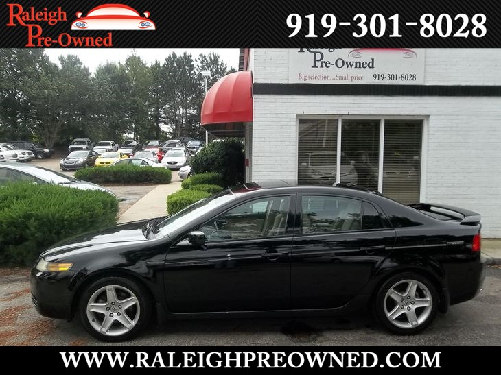 Sold Acura TL In Raleigh - Acura 2004 tl price