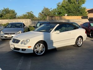View 2006 Mercedes-Benz CLK350