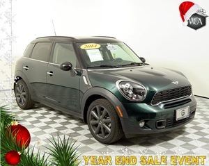 2014 MINI Cooper Countryman S Sport Package Carfax 1-Owner - No AccidentsDamage Reported Automat