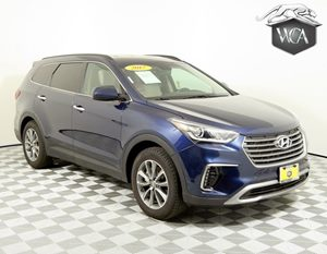 2017 Hyundai Santa Fe SE Carfax 1-Owner - No AccidentsDamage Reported 18 Mpg City  25 Mpg Highw