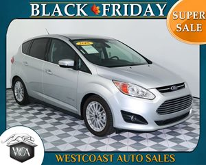 2015 Ford C-Max Hybrid SEL Carfax 1-Owner - No AccidentsDamage Reported 4 Cylinders Air Conditi