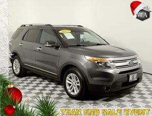 2015 Ford Explorer XLT Carfax 1-Owner - No AccidentsDamage Reported 6 Cylinders Audio  AmFm S