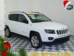 2016 Jeep Compass Sport Carfax 1-Owner - No AccidentsDamage Reported 4 Cylinders Audio  AmFm