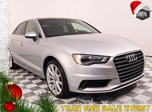 2015 Audi A3 18T Premium Plus Carfax 1-Owner - No AccidentsDamage Reported Audi Mmi Navigation