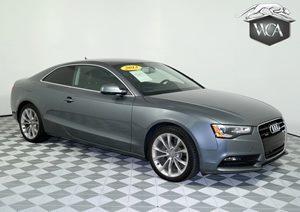 2013 Audi A5 Premium Plus Carfax 1-Owner - No AccidentsDamage Reported 18 10-Spoke-Design Allo