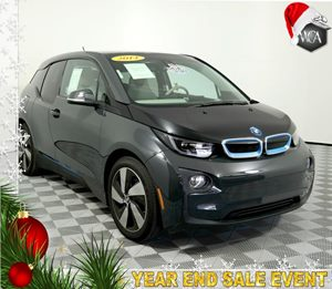 2014 BMW i3  Carfax 1-Owner - No AccidentsDamage Reported 3-Stage Heated Front Seats Dc Fast Ch
