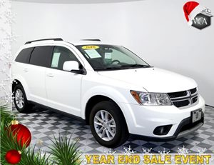 2016 Dodge Journey SXT Carfax 1-Owner - No AccidentsDamage Reported 6 Cylinders Air Conditionin
