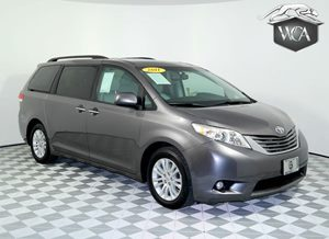 2011 Toyota Sienna XLE AAS Carfax Report - No AccidentsDamage Reported Premium Pkg Xle Mobility