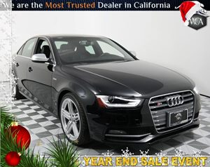 2014 Audi S4 Premium Plus Carfax 1-Owner - No AccidentsDamage Reported 19 Wheel  Tire Package
