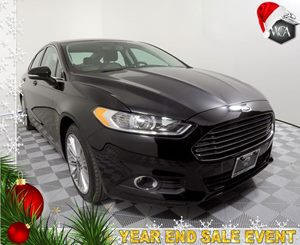 2016 Ford Fusion SE Carfax 1-Owner - No AccidentsDamage Reported 4 Cylinders Audio  AmFm Ster