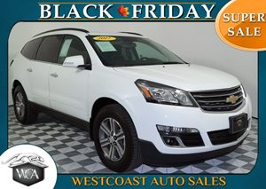 2017 Chevrolet Traverse LT Carfax 1-Owner - No AccidentsDamage Reported 6 Cylinders Audio  Aux