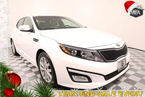 2014 Kia Optima EX Carfax 1-Owner - No AccidentsDamage Reported 185 Gal Fuel Tank 4 Cylinders