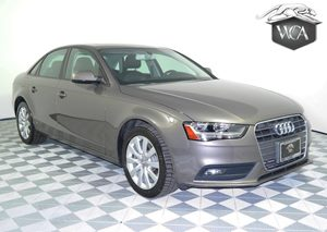 2014 Audi A4 Premium Carfax 1-Owner - No AccidentsDamage Reported 4 Cylinders Air Conditioning