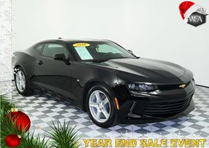 2016 Chevrolet Camaro LT Carfax 1-Owner - No AccidentsDamage Reported 6 Cylinders Audio  Auxil