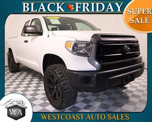 2017 Toyota Tundra 2WD SR Carfax 1-Owner - No AccidentsDamage Reported Air Conditioning AC Au
