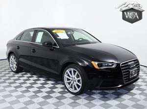 2015 Audi A3 18T Premium Carfax 1-Owner - No AccidentsDamage Reported Audio Auxiliary Audio In