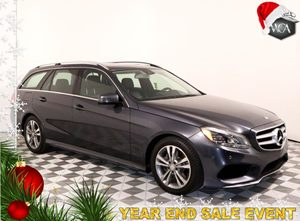 2014 MERCEDES E 350 E 350 Luxury 4MATIC Carfax 1-Owner - No AccidentsDamage Reported 115V Ac Pow