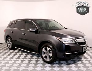 2014 Acura MDX  Carfax 1-Owner - No AccidentsDamage Reported Audio Auxiliary Audio Input Audio