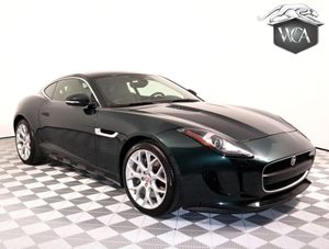 2015 Jaguar F-TYPE  Carfax 1-Owner - No AccidentsDamage Reported 14-Way Performance-Style Front