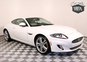 2013 Jaguar XK  Carfax 1-Owner - No AccidentsDamage Reported 20 X 85 Front 20 X 95 Re