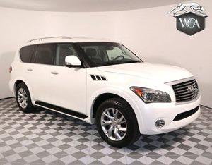 2012 INFINITI QX56  Carfax Report - No AccidentsDamage Reported H01 Theater Pkg H02 Technol