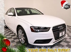 2013 Audi A4 20T Premium Carfax Report - No AccidentsDamage Reported 18 10-Spoke-Dynamic-Desi