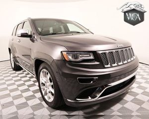 2014 Jeep Grand Cherokee Summit Carfax 1-Owner - No AccidentsDamage Reported Audio Auxiliary Au