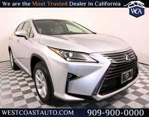 2016 Lexus RX 350  Carfax 1-Owner - No AccidentsDamage Reported 6 Cylinders Air Bag - Frontal