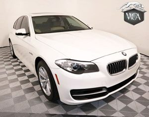 2014 BMW 5 Series 528i Carfax 1-Owner - No AccidentsDamage Reported Heated Front Seats Piano Fi