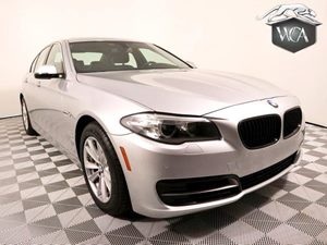 2014 BMW 5 Series 528i Carfax 1-Owner - No AccidentsDamage Reported Piano Finish Black Trim Rea