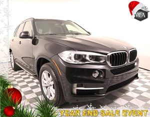 2014 BMW X5 sDrive35i Carfax 1-Owner - No AccidentsDamage Reported 4-Zone Automatic Climate Cont