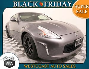 2017 Nissan 370Z Base Carfax 1-Owner - No AccidentsDamage Reported Air Conditioning AC Audio