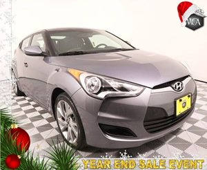 2016 Hyundai Veloster Base Carfax 1-Owner - No AccidentsDamage Reported Airbag Occupancy Sensor