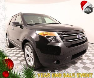 2015 Ford Explorer Limited Carfax Report - No AccidentsDamage Reported Air Conditioning AC Au