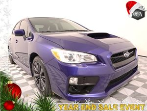 2017 Subaru WRX  Carfax 1-Owner - No AccidentsDamage Reported 4 Cylinders Air Bag - Frontal  D