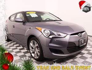 2016 Hyundai Veloster  Carfax 1-Owner - No AccidentsDamage Reported Audio AmFm Stereo Audio