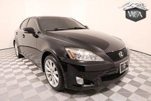 2009 Lexus IS 250  Carfax Report - No AccidentsDamage Reported 25L Dohc 24-Valve Direct Injecti