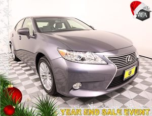 2014 Lexus ES 350  Carfax 1-Owner - No AccidentsDamage Reported 3 Spoke Leather  Wood Heated St