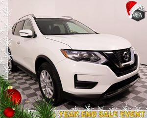 2017 Nissan Rogue S Carfax 1-Owner - No AccidentsDamage Reported Audio AmFm Stereo Audio Cd