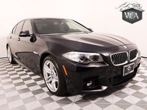 2015 BMW 5 Series 535i Carfax 1-Owner - No AccidentsDamage Reported Acc Stop  Go  Active Drivi