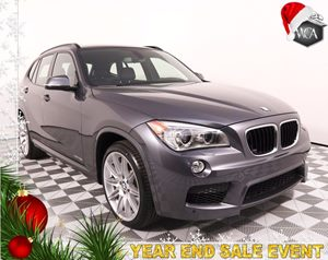 2015 BMW X1 xDrive35i Carfax 1-Owner - No AccidentsDamage Reported Automatic High Beams Cold We