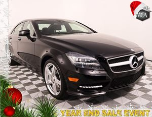 2014 MERCEDES CLS 550 CLS 550 Carfax 1-Owner - No AccidentsDamage Reported Driver Assistance Pac