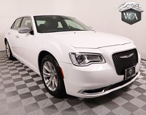 2016 Chrysler 300 C Carfax 1-Owner - No AccidentsDamage Reported Light Group Audio Premium Sou