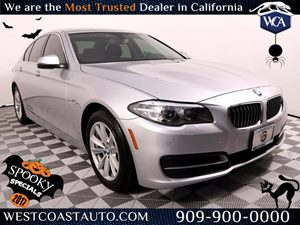 View 2014 BMW 5 Series