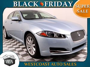 2013 Jaguar XF 20T Carfax 1-Owner - No AccidentsDamage Reported 18 Lyra 5-Twin-Spoke Allo