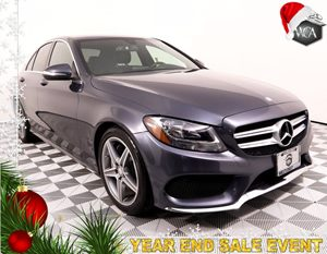 2015 MERCEDES C 300 C 300 Carfax 1-Owner - No AccidentsDamage Reported Lighting Package Linden