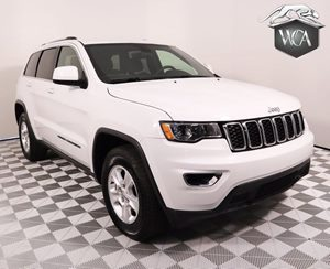 2017 Jeep Grand Cherokee Laredo Carfax 1-Owner - No AccidentsDamage Reported Air Conditioning A