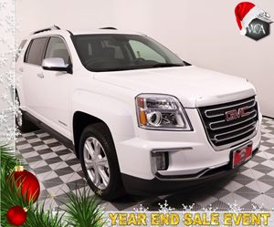2017 GMC Terrain SLT Carfax 1-Owner - No AccidentsDamage Reported Air Bag - Frontal Driver Air