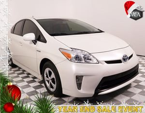 2014 Toyota Prius Four Carfax 1-Owner - No AccidentsDamage Reported Special Color - Blizzard Pea